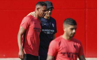 Fernando, una pieza clave en el Sevilla F.C. de Lopetegui.