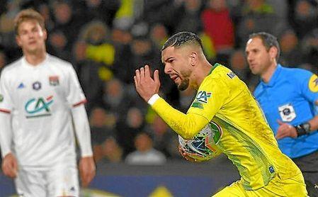 Imran Louza ha sido una de las revelaciones de la Ligue 1.