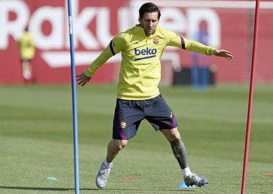 El Barça retoma los entrenamientos tras un día de descanso