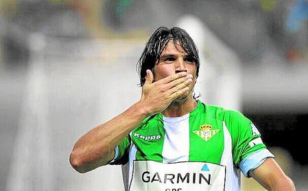 El chileno Mark González militó en el Betis dos temporadas.