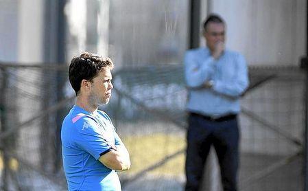 Alexis planifica junto a Rubi el Betis 20/21.