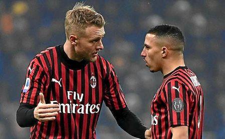 Kjaer espera poder continuar en el Milan la próxima temporada.