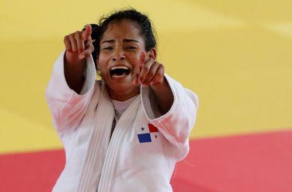 El sueño olímpico es el remedio para la ansiedad de una judoca panameña durante el encierro