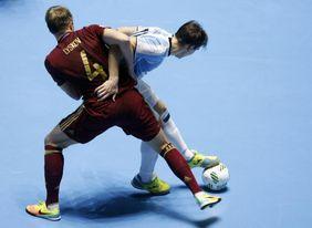 La FIFA modifica algunas reglas del fútbol sala