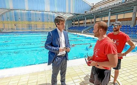 Sevilla reabre las piscinas de gestión directa del IMD para la práctica deportiva