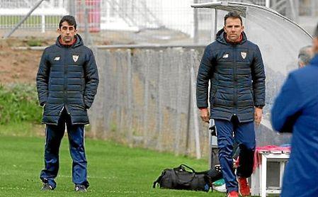 Gallardo y Marchena, exitosos en el banquillo.
