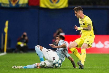 El Villarreal cayó en su última visita al Celta tras seis sin perder