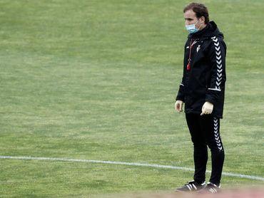 Plantilla de Osasuna se recupera a dos días de visitar a la Real Sociedad