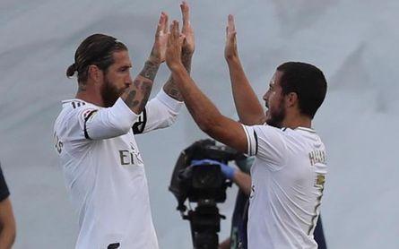 El Real Madrid responde