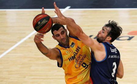 88-104. Gran Canaria recupera el pulso tras vencer con solvencia al Andorra
