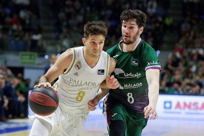 """Brizuela: """"El Baskonia va a correr, defiende duro y no baja los brazos"""""""