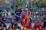 0-1. El Atlético se afianza en la tercera plaza