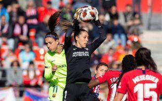 Lola Gallardo deja el Atlético de Madrid después de ocho temporadas