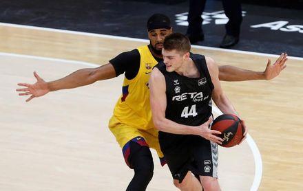 El Bilbao Basket se despide aún más diezmado: Sulejmanvic también es baja