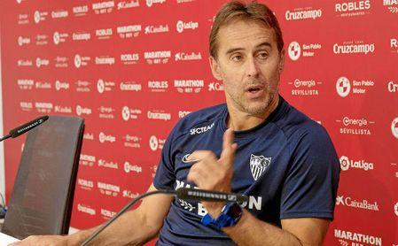 Lopetegui recela del Valladolid y pasa de hacer cuentas para la Champions