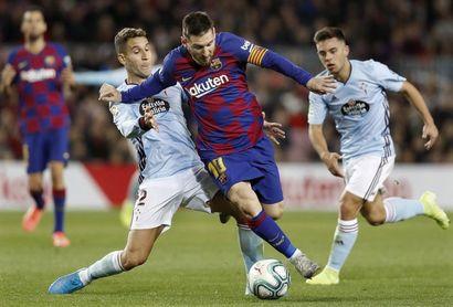 El Barça sin margen de error ante el mejor Celta de la temporada