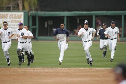 Michigan autoriza los deportes profesionales sin publico y los Tigres podrán entrenar