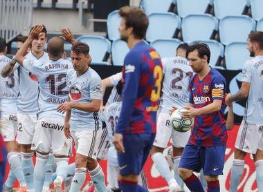 2-2. Iago Aspas frustra al Barcelona