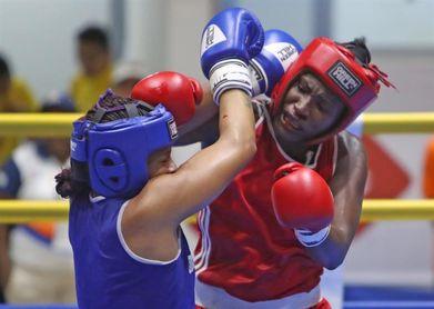 El boxeo ecuatoriano aprende a esquivar los golpes del coronavirus