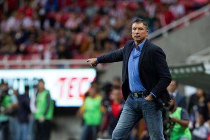 El uruguayo Siboldi dice que Cruz Azul solo está para jugar 45 minutos