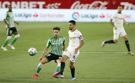 Sevilla FC y Betis ya conocen sus horarios de la 35ª jornada de LaLiga.