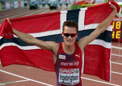 El noruego Henrik Ingebrigtsen firma la mejor marca mundial del año en 5.000