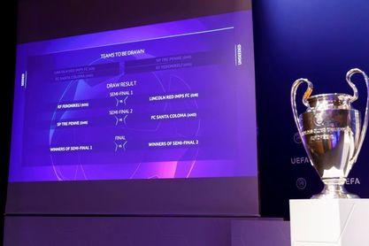 El sorteo de la Champions y de la Liga Europa, el 10 de julio a las 12.00 y 13.00