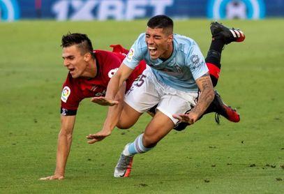 Valjent y Budimir, sancionados, no jugarán ante el Atlético de Madrid