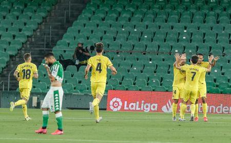 Real Betis-Villarreal (0-2): Gerard Moreno desnuda las vergüenzas verdiblancas