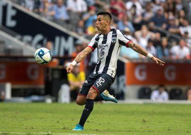 Argentino Meza pretende demostrar lo que puede aportar al Monterrey