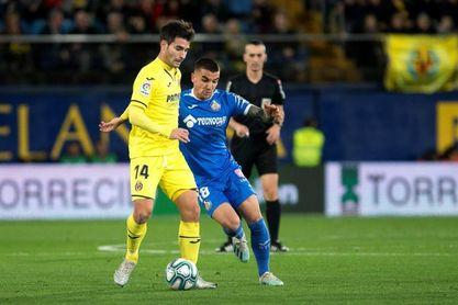 El Villarreal visita Getafe, donde solo ganó uno de sus últimos ocho partidos