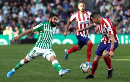 La primera ocasión del Atlético, la 'pretemporada' del Betis