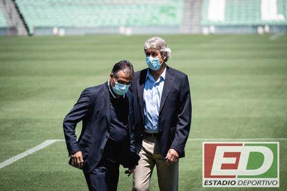 """Alexis: """"Pellegrini es el entrenador adecuado para el Betis""""."""