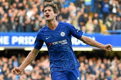 El Chelsea ha puesto a la venta a Marcos Alonso.