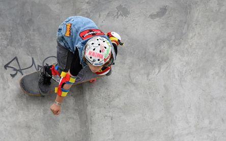 El Skate llega a Tomares