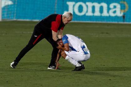 Javier Aguirre deja de ser técnico del Leganés