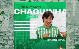 Chaguinha, tercer fichaje del Betis Futsal