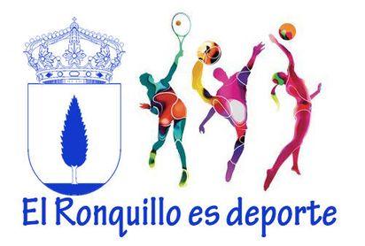Olimpiadas deportivas en El Ronquillo