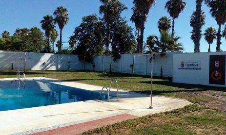 Espartinas al fin puede abrir su piscina municipal
