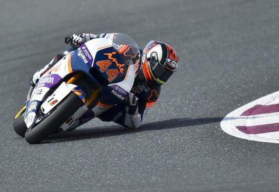 Arón Canet con ganas de llegar a Brno, en donde ganó el pasado año