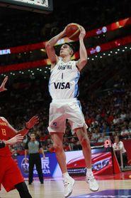Caffaro, un subcampeón mundial en la segunda división del baloncesto uruguayo