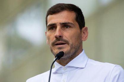 Casillas dice adiós al fútbol profesional
