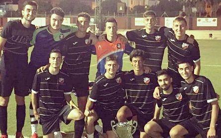Gerena corona a sus campeones de fútbol 7
