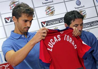 Lucas Torró regresa a Osasuna en propiedad y por cuatro temporadas