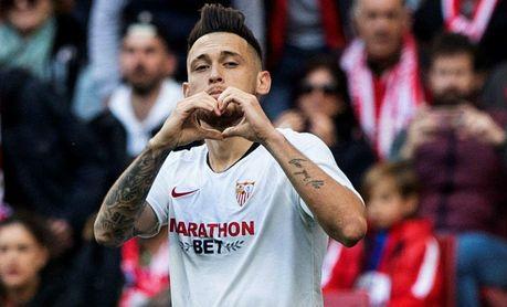 Las estrellas del Sevilla FC juran lealtad: Diego Carlos, Koundé y, ahora, Ocampos