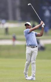 Day y Todd colíderes, Rahm mejor español en el PGA Championship