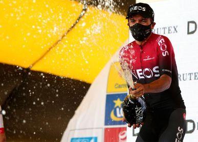 """Carapaz abandona la Vuelta a Polonia como """"medida de precaución"""""""