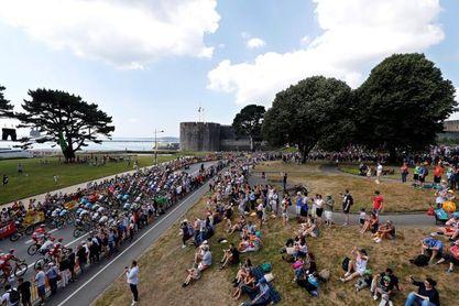 La ciudad francesa de Brest reemplaza a Copenhague como salida del Tour 2021