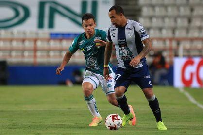 0-1. El colombiano Yairo Moreno le da triunfo a León en casa del Pachuca