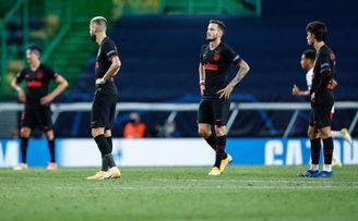 El Atlético, tres años seguidos sin pasar de cuartos